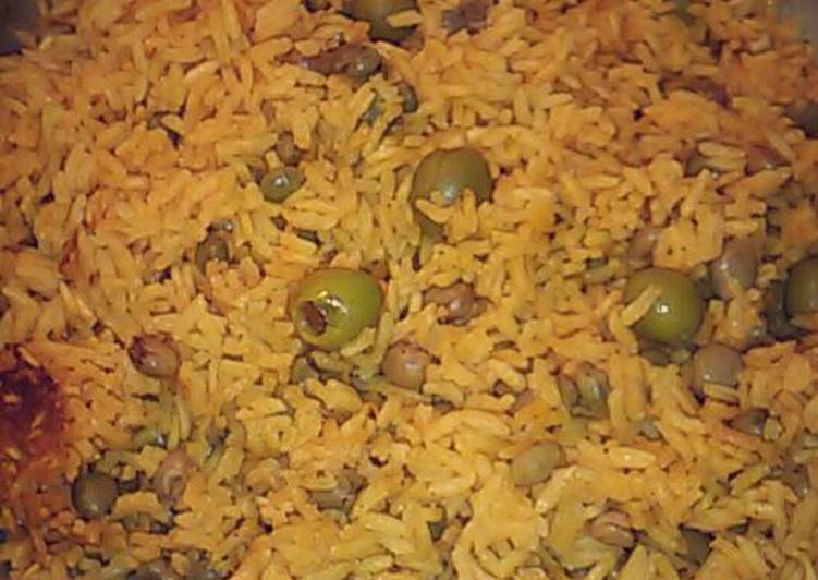 Recipe: Tasty Arroz con Gandules