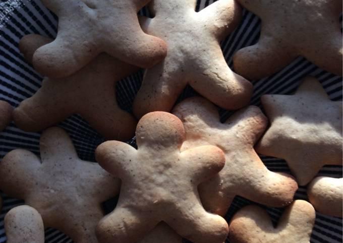 Petits biscuits aux 4 épices