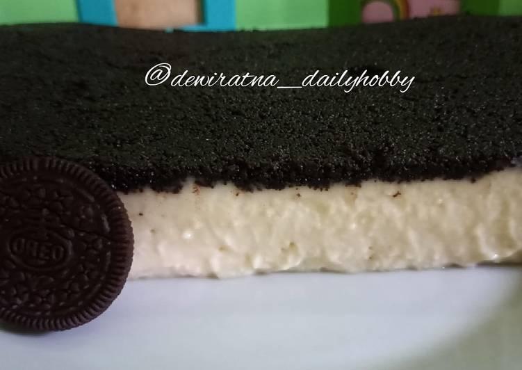 Chesee Bread Oreo Cake