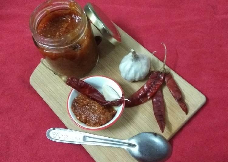 Spicy Schezwan Sauce