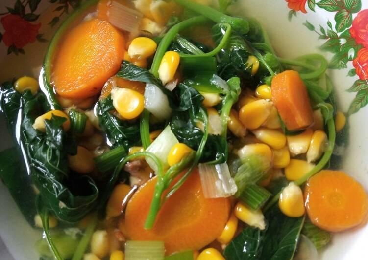 Rahasia Bikin Sayur Bening Kencur Bayam Yang Harus Anda Coba Resep Masakan Sayur