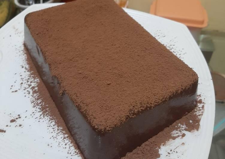 6 Cara Buat Puding Brownis Roti Tawar Yang Cepat Cookandrecipe Com