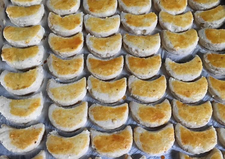 Kue kacang ala aku 😁 (simple dan ekonomis)