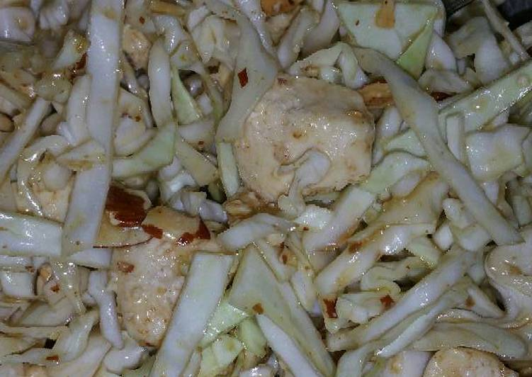 Easiest Way to Make Yummy Chinese Chicken Salad