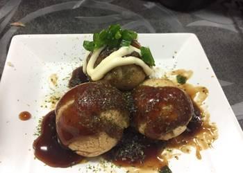 How to Recipe Appetizing Takoyaki