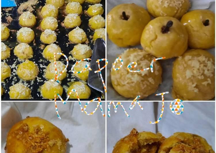 Ananas Taart (Nastar lembut) - cookandrecipe.com