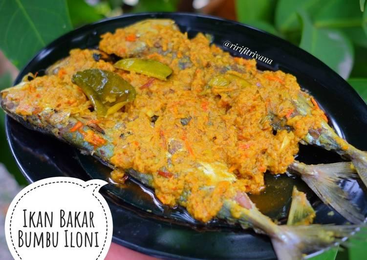Ikan Bakar Bumbu Iloni