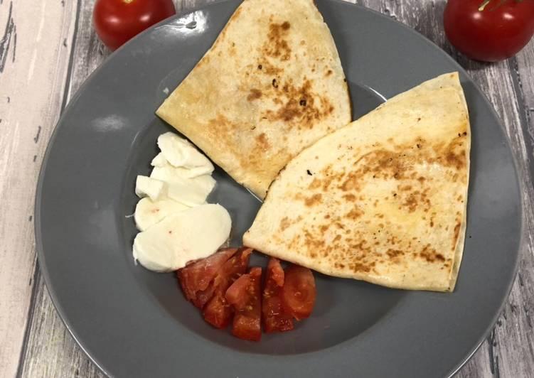 Comment Préparer Des Quesadillas fromages