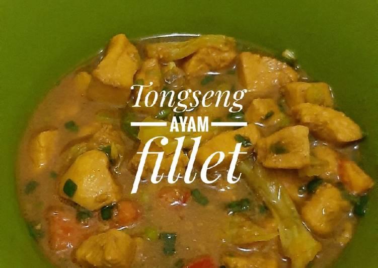 Tongseng Ayam Fillet