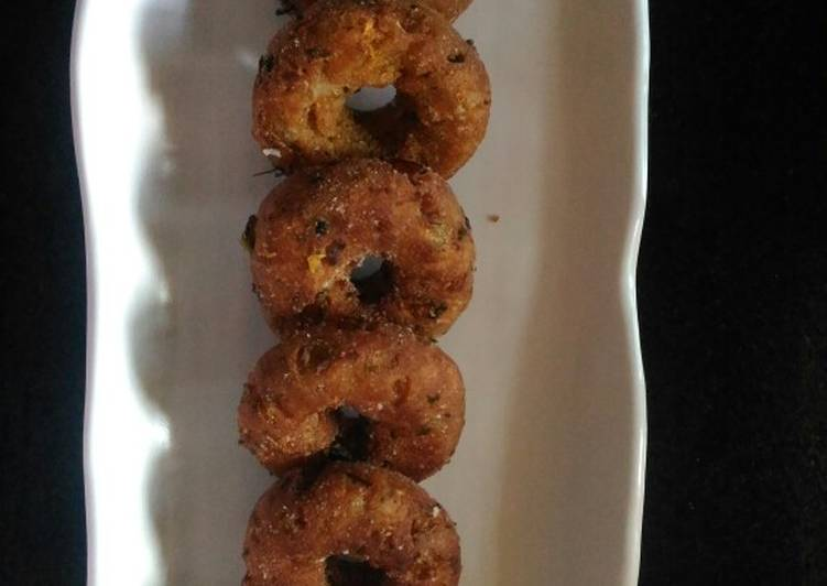 15 Minute Steps to Make Diet Perfect Donut Kebab (from leftover rice)