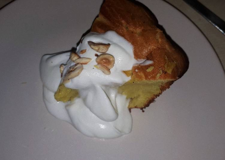 Easiest Way to Prepare Homemade Mango Cake
