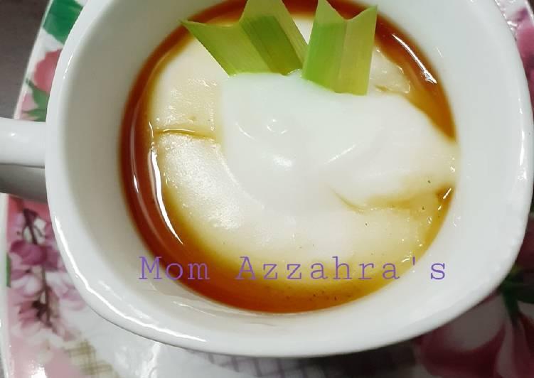 Bubur sumsum lembut