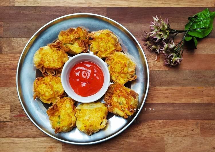 Fried Mashed Potato