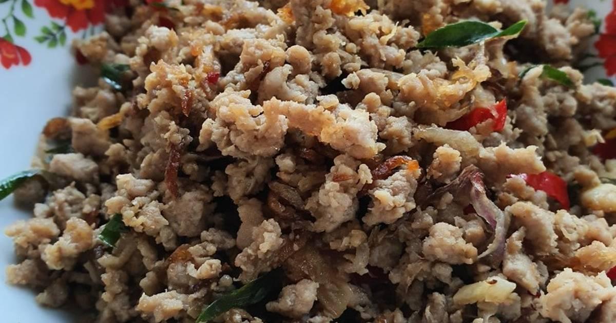 11 Resep Lawar Daging Enak Dan Sederhana Ala Rumahan Cookpad