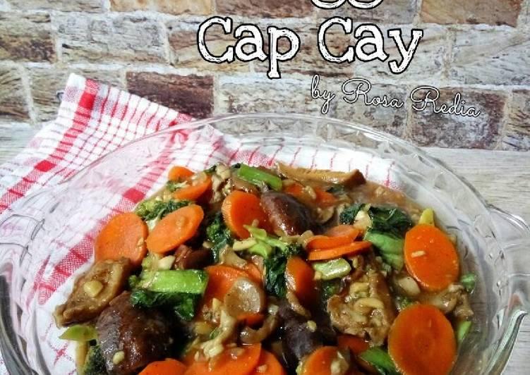 Cap Cay Sayuran