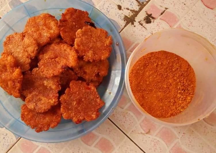 Recipe of Most Popular Koson rogo