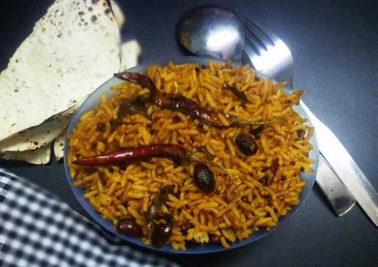 Recipe of Ultimate Tamarind rice