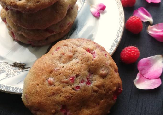 Cookie framboise