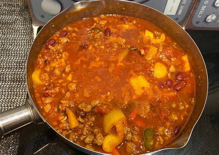 Recipe of Perfect Vegan chilli con carne