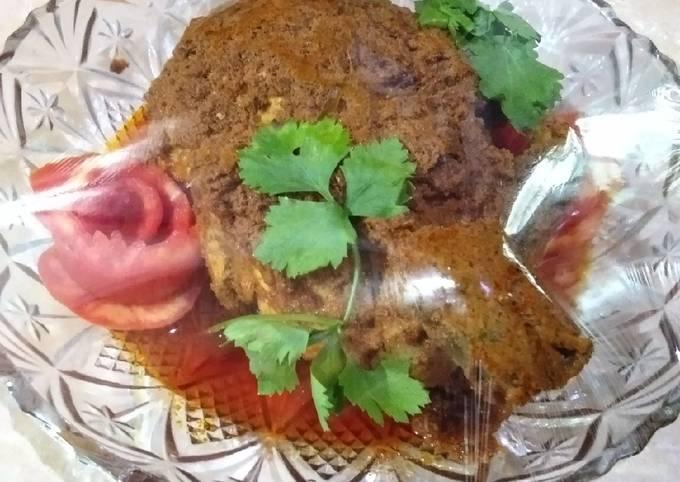 Ayam Kalio Hantaran