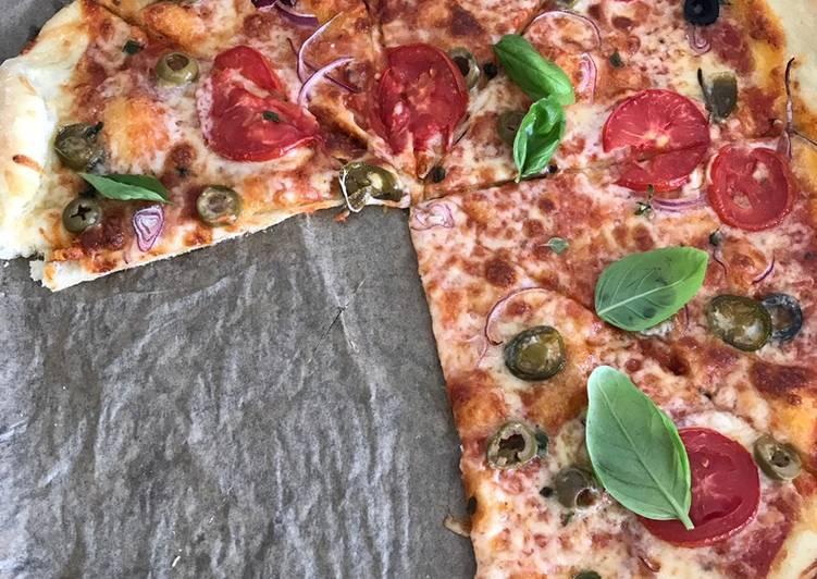 Pizza główne zdjęcie przepisu