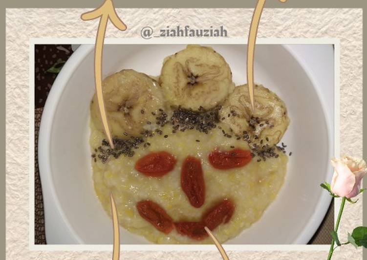 MPASI snack 9m+ ROLLED OATS