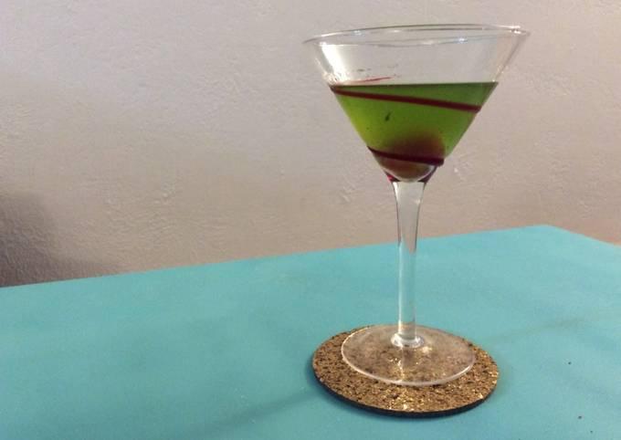 Caprese Martini