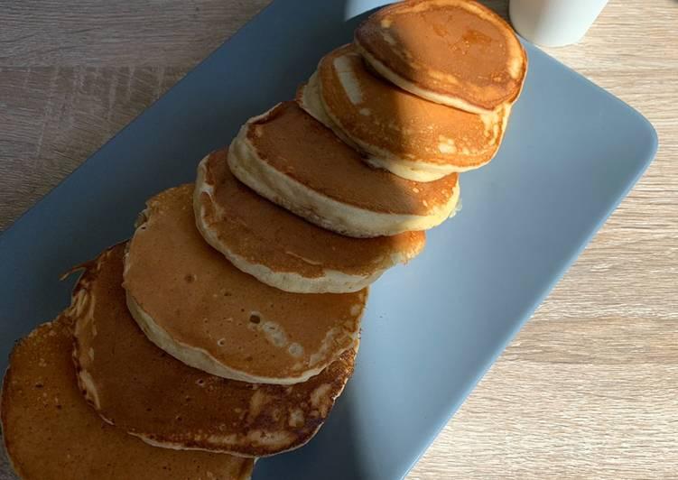 Simple  Pancakes 🥞