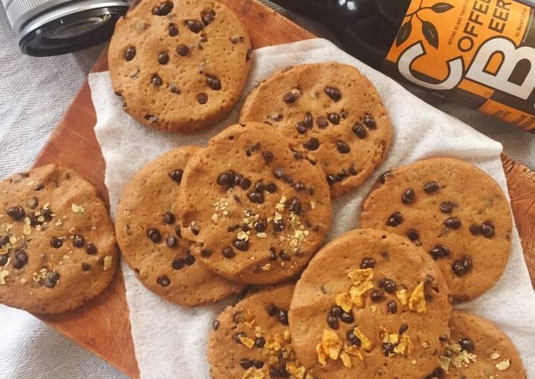 Soft Bake Chocochips Cookies Homemade 🍪