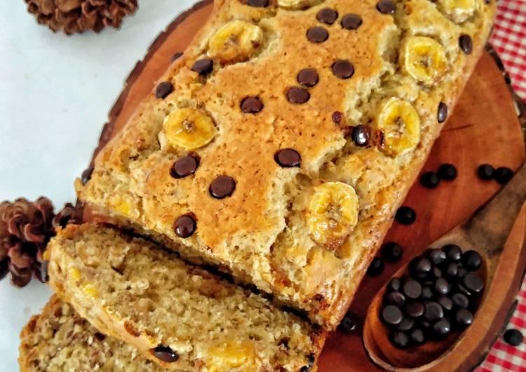 Resep Bolu Pisang / The Best Banana Cake 👍, Enak