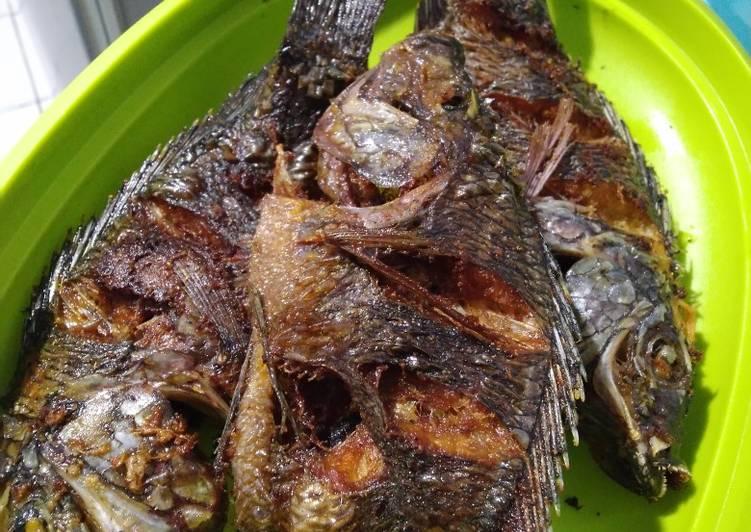 Resep Nila goreng Yang Gampang Bikin Ngiler
