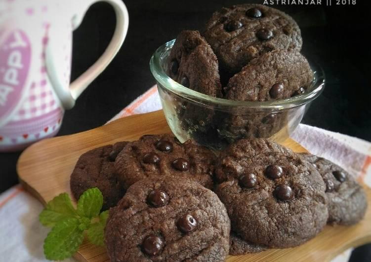 Cookies Goodtime KW (Tanpa Telur)