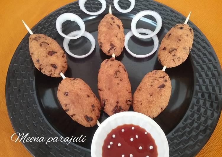 Turn to Food to Elevate Your Mood Jowar and tofu ke kabab