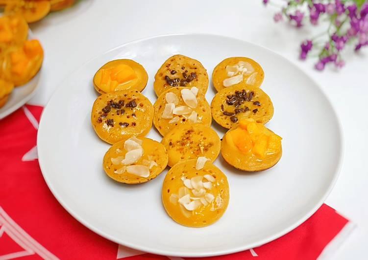 Kue Cubit Mini Mangga