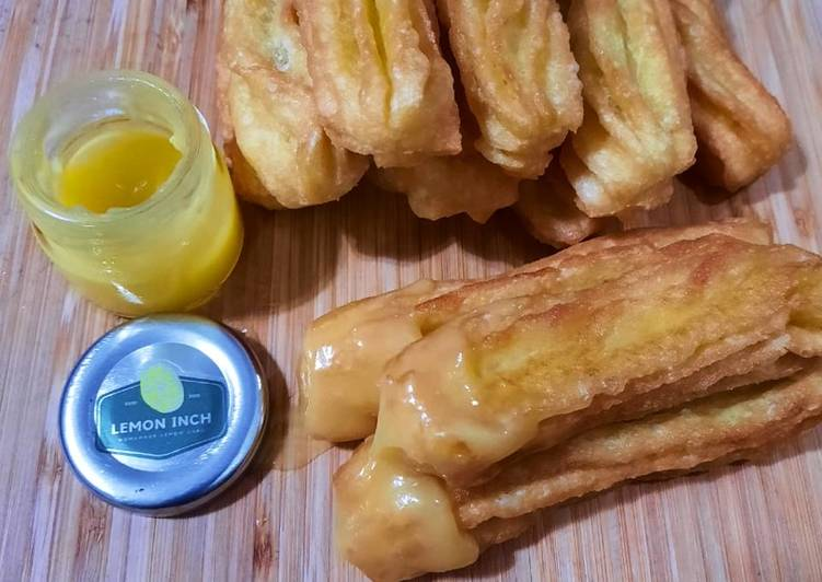 Cara Membuat Churros anti gagal
