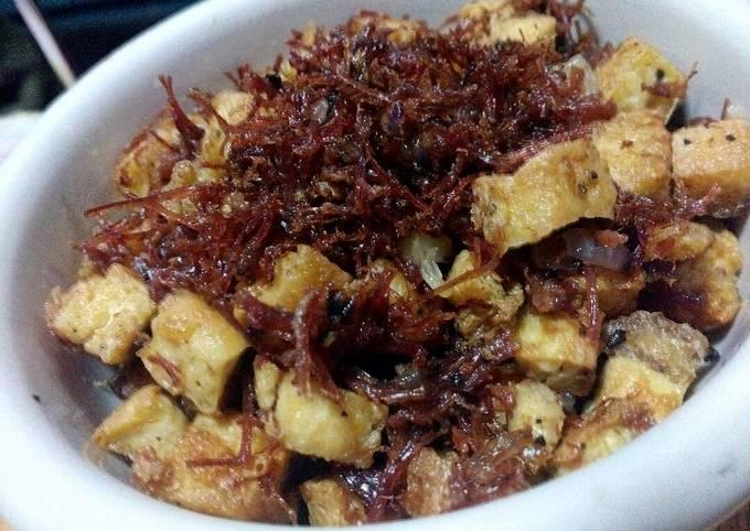 Delimondo con Tofu - easy Corned Beef at Tokwa