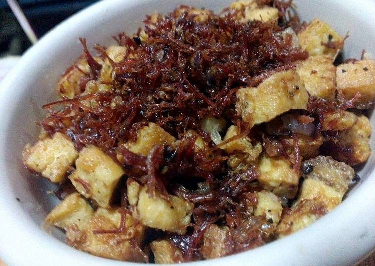 Recipe of Super Quick Homemade Delimondo con Tofu - easy Corned Beef at Tokwa