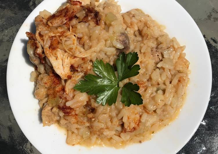 How to Prepare Yummy Chicken and Rice
