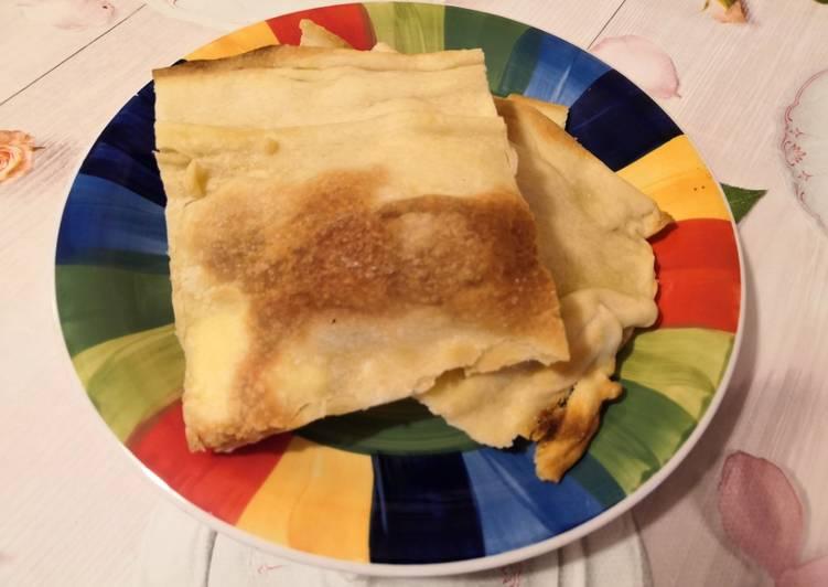 Ricetta Focaccia al formaggio