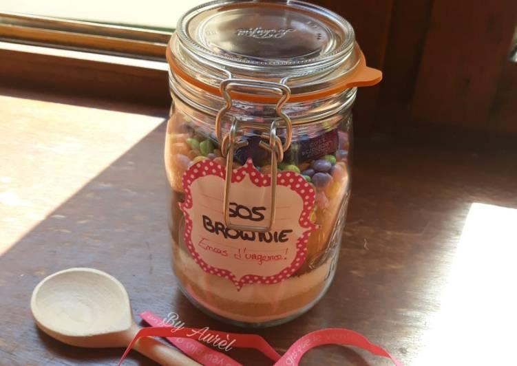 Comment Faire Des ☆SOS Brownie aux Smarties©☆