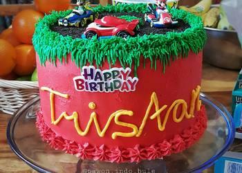 Easiest Way to Make Tasty Birthday Cake