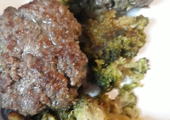 Broccoli and Beef 2