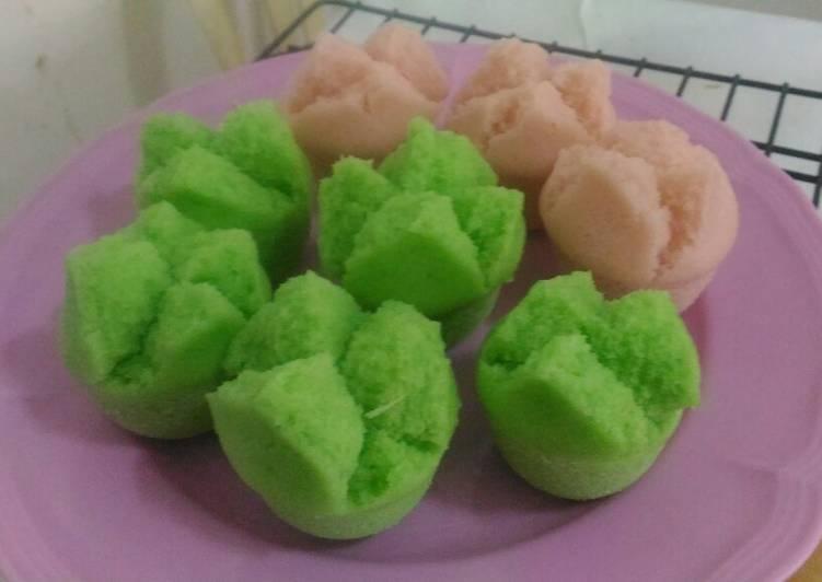 Kue apem/kue mangkok tape singkong - ganmen-kokoku.com