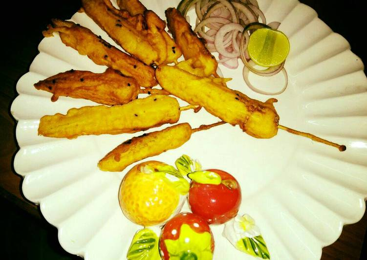 Recipe of Quick Baby corn fritters