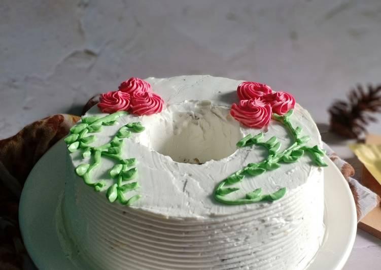 Resep Bolu kukus lembut basic tart Top