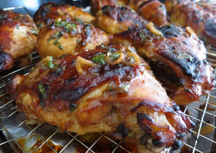 Roast Hoisin Chicken