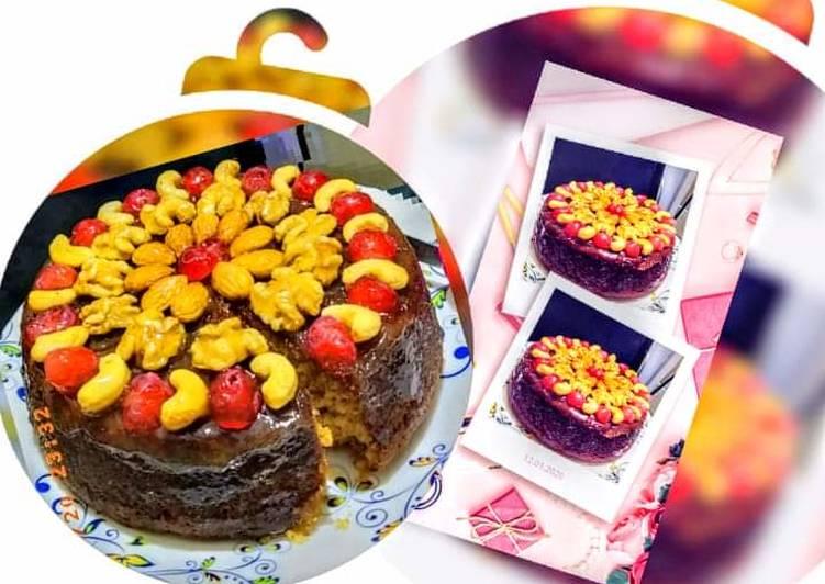 Recipe of Perfect Dry Fruit Cake