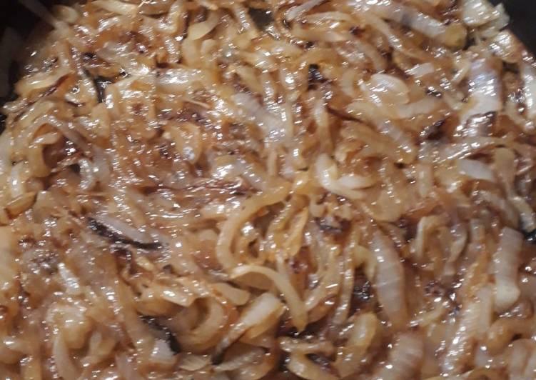 Caramelized Onions Batch 5
