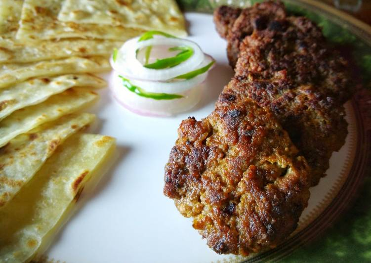 Step-by-Step Guide to Prepare Any-night-of-the-week Galouti Kebab