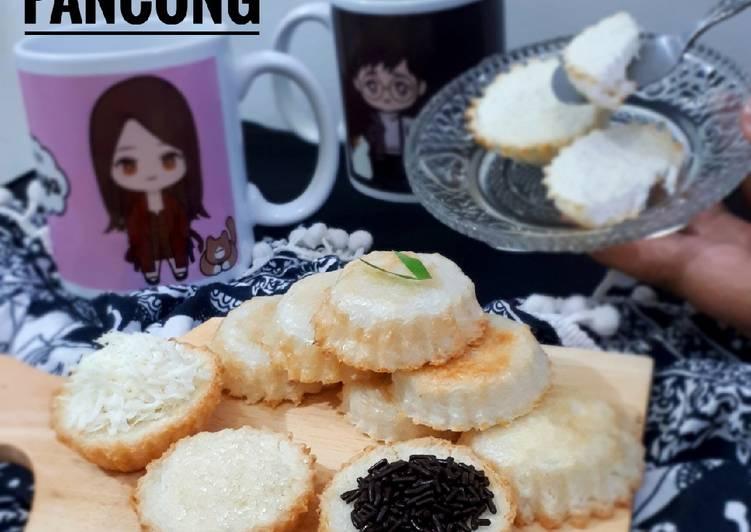 Bandros // kue pancong